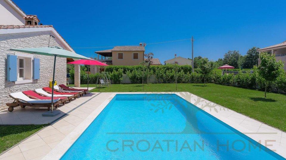 Schöne mediterrane Villa