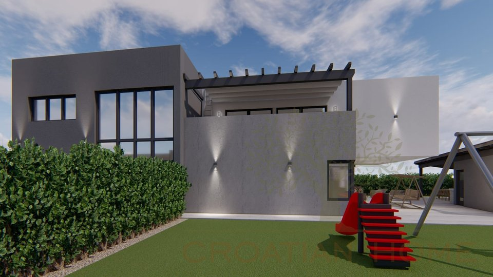 House, 300 m2, For Sale, Medulin