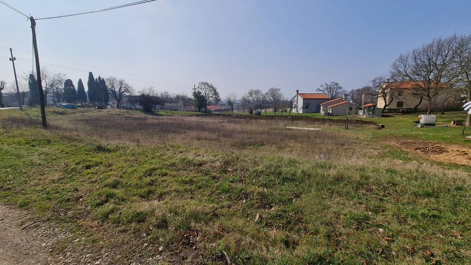 Land, 1208 m2, For Sale, Karojba