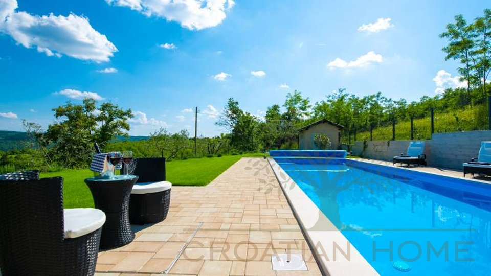 House, 140 m2, For Sale, Grožnjan